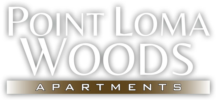 Point Loma Woods logo